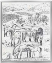 Mammoths and Ponies